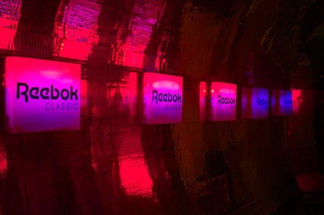 Reebok Classics Project Las Vegas Scene