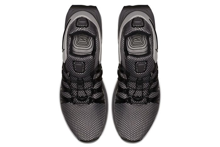 Nike Shoxgravity Grey 2