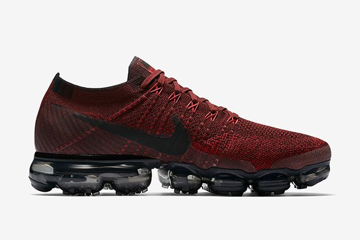 Nike Air Vapor Max Dark Team Red5