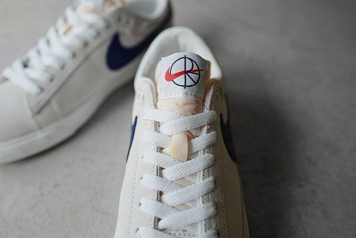 Nike Sb Polar Skate Co Blazer Low Tongue