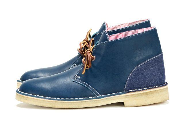 Herschel Clarks Desert Boot 1