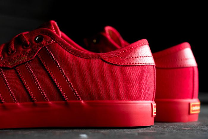 Adidas Seeley Red 3