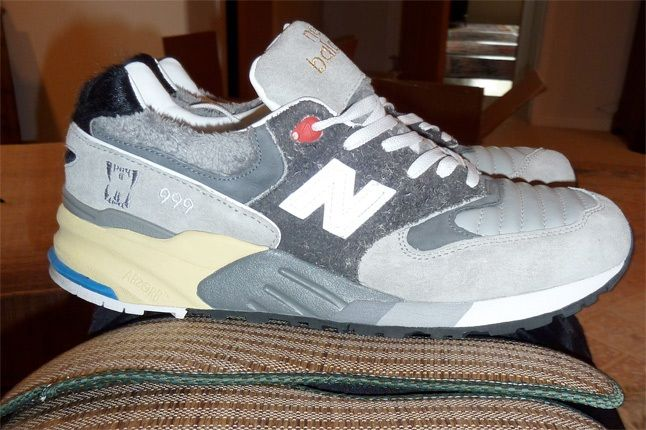 New Balance Feral Grey Pack 1