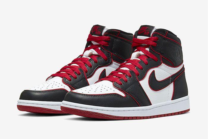 Air Jordan 1 High Og Bloodline Toe