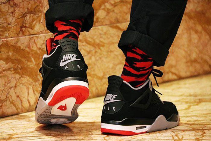 Air Jordan 4 Bred Release Date 2