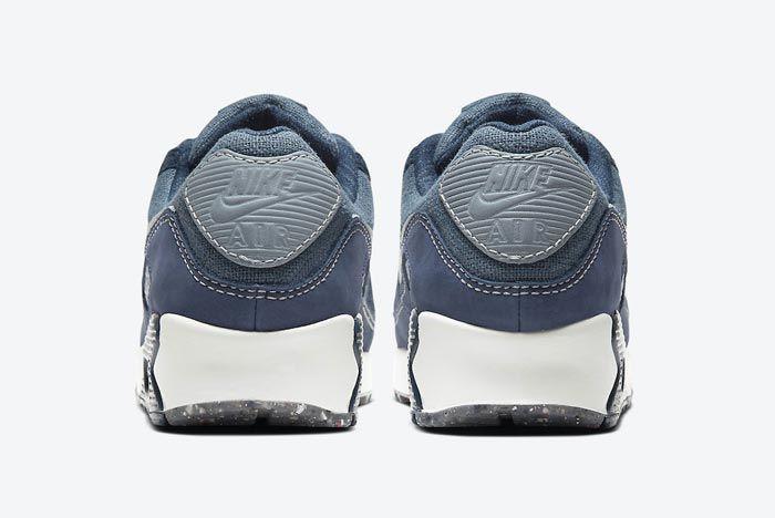 Nike Air Max 90 Denim Cork Heels