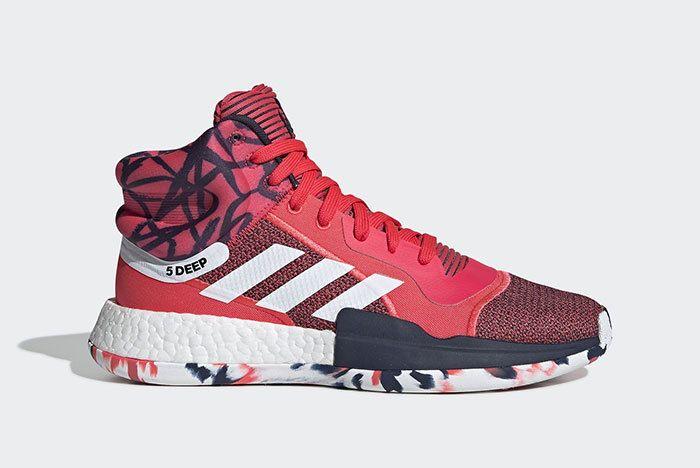 John Wall Marquee Boost Adidas Sneaker Freaker6