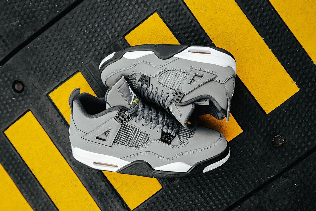 Air Jordan 4 Cool Grey Pair8