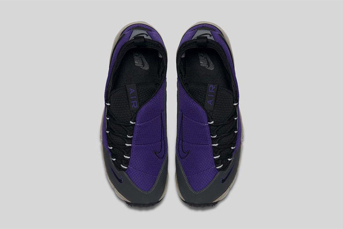 Nike Air Footscape Nm Black Purple 1