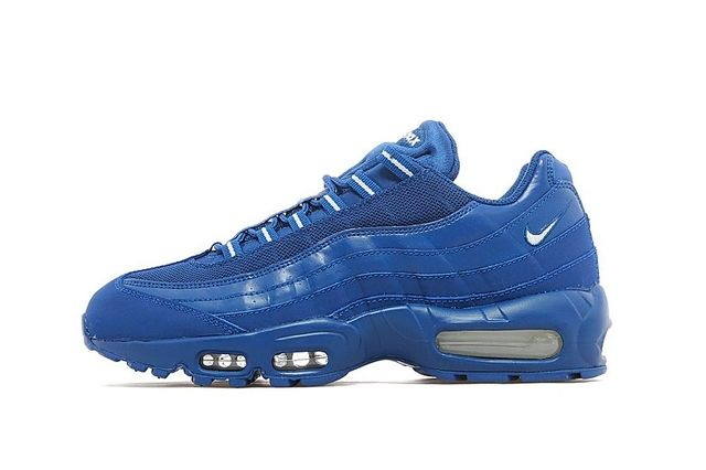 Nike Am95 Drenched Blue 1