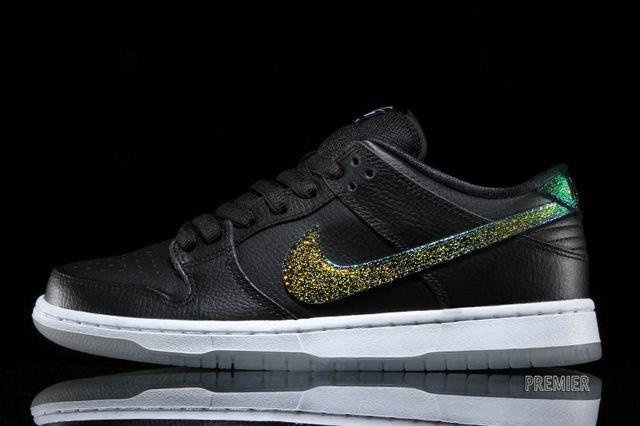 Nike Sb Dunk Low Sparkle 5
