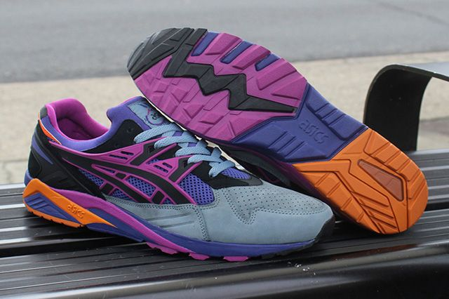 Packer Shoes X Asics Gel Kayano Trainer Vol 2 2