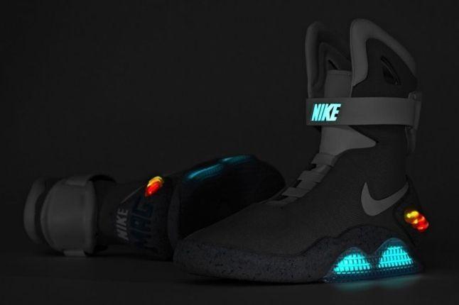 Nike Mcfly Ebay Auction 12 13