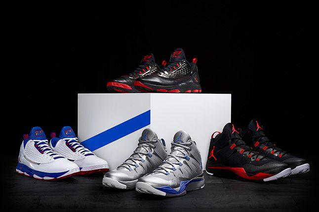 Jordan Brand Playoff Player Editions Pack 2013 1