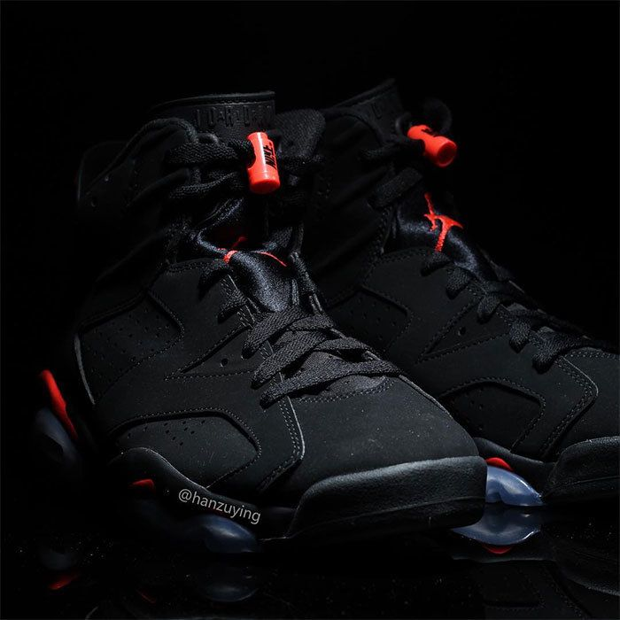 Nike Air Jordan 6 Black Infrared 2019 Preview 9