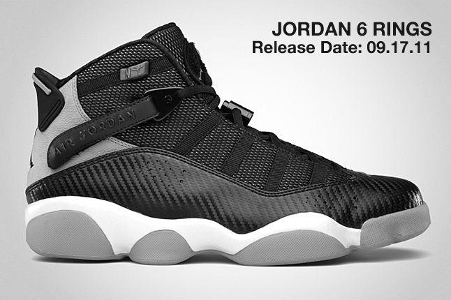 Jordan Six Rings Grey 1