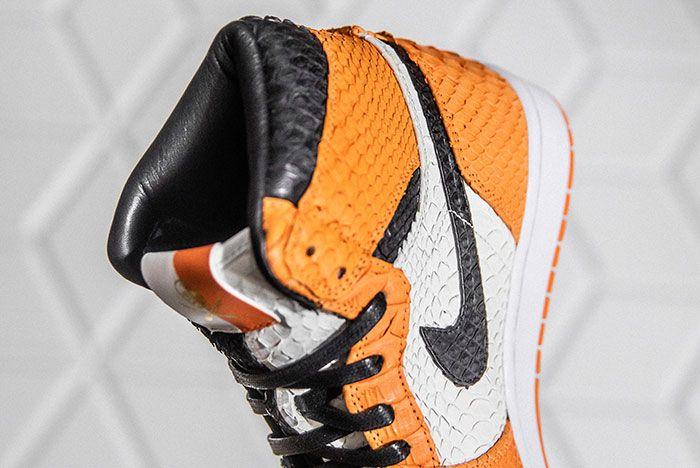 Shoe Surgeon Air Jordan 1 Sbb Medial Heel