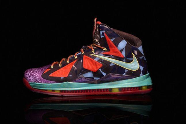 Nike Lebron James X Mvp Profile 4 1