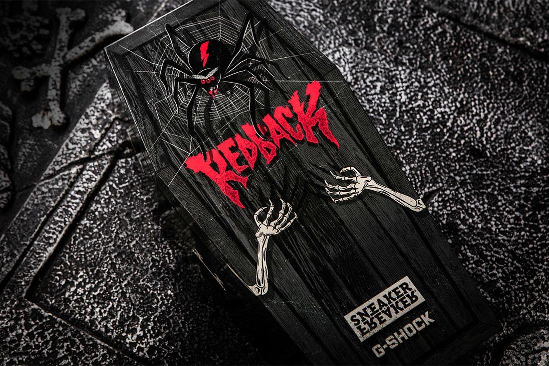 Redback Gshock Sneakerfreaker 3