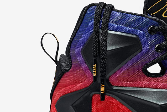 Nike Lebron 13 Doernbecher Freestyle Collection 20158