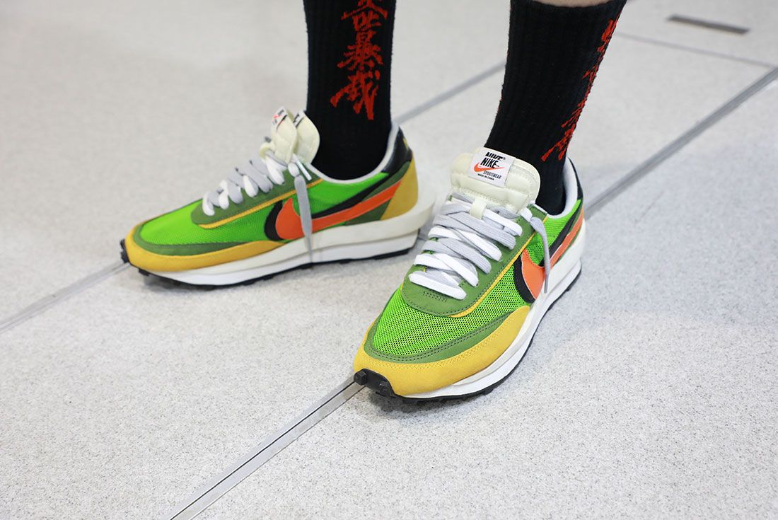 Atmos Con Tokyo 2019 Koji Sneaker Freaker On Foot Shot8