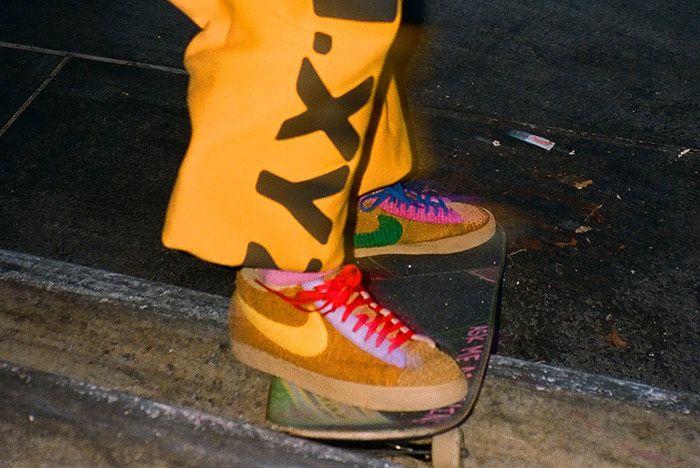 Cpfm Nike Blazer