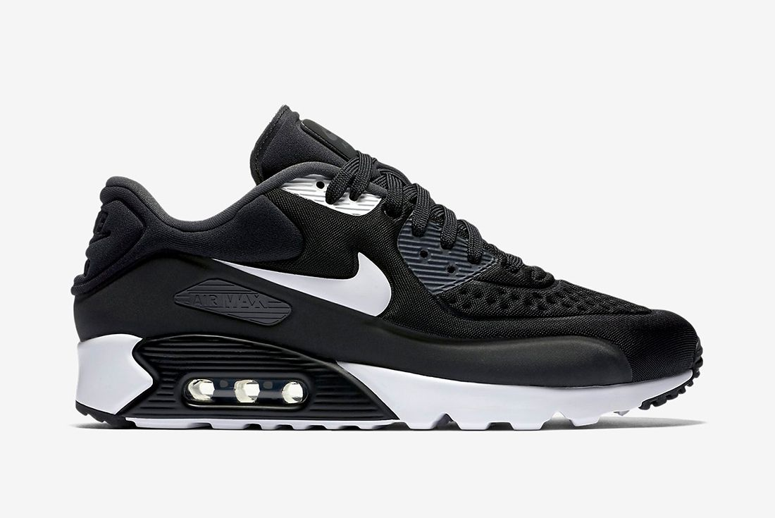 Nike Air Max 90 Ultra Se Black White5