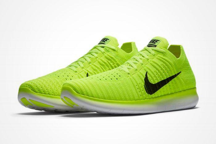 Nike Free Rn Flyknit Feature