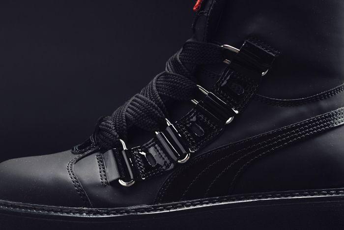 Rihanna X Puma Fenty Sneaker Boot 4