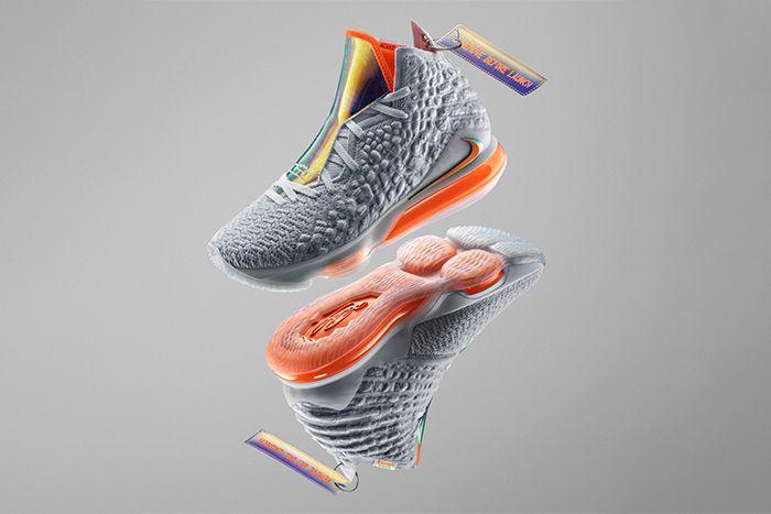 Nike Lebron 17 Future Air Release Date Hero