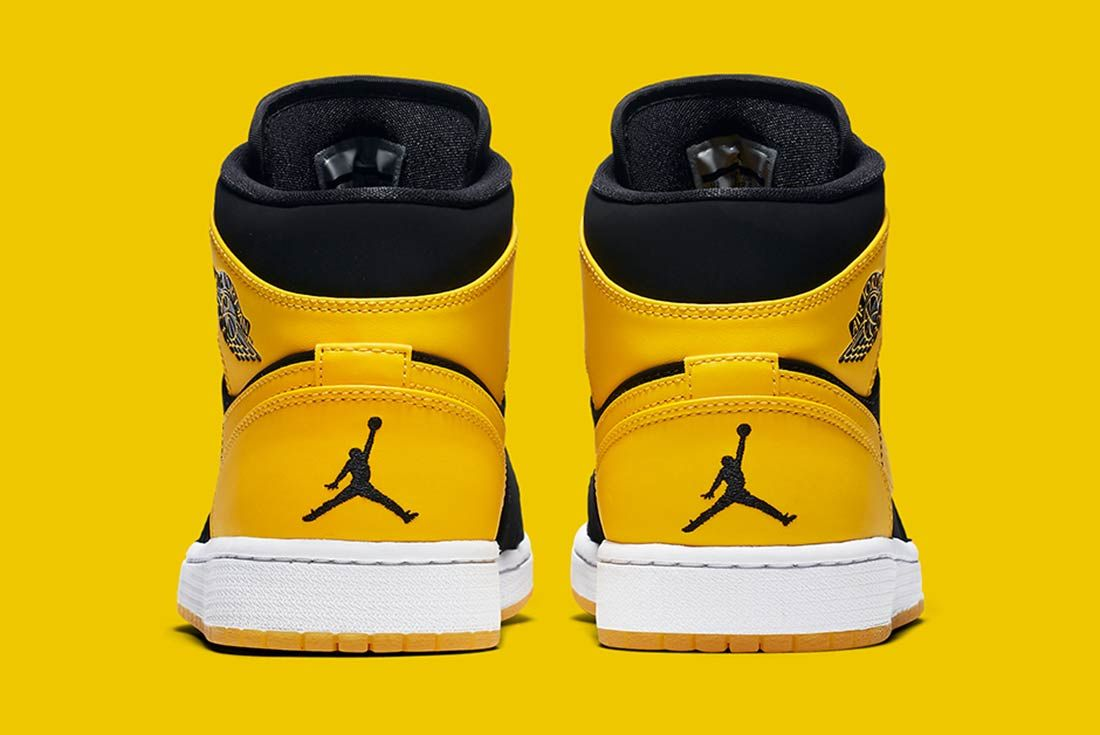 Air Jordan 1 New Love 5