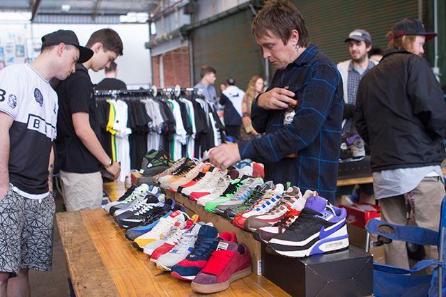 Hero Presents Sneaker Freaker Swap Meet Recap 33