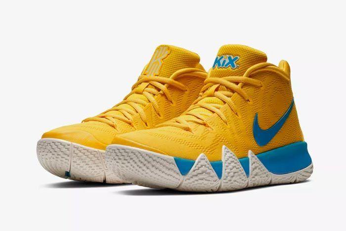 Nike Kyrie 4 Kix Release Date 1