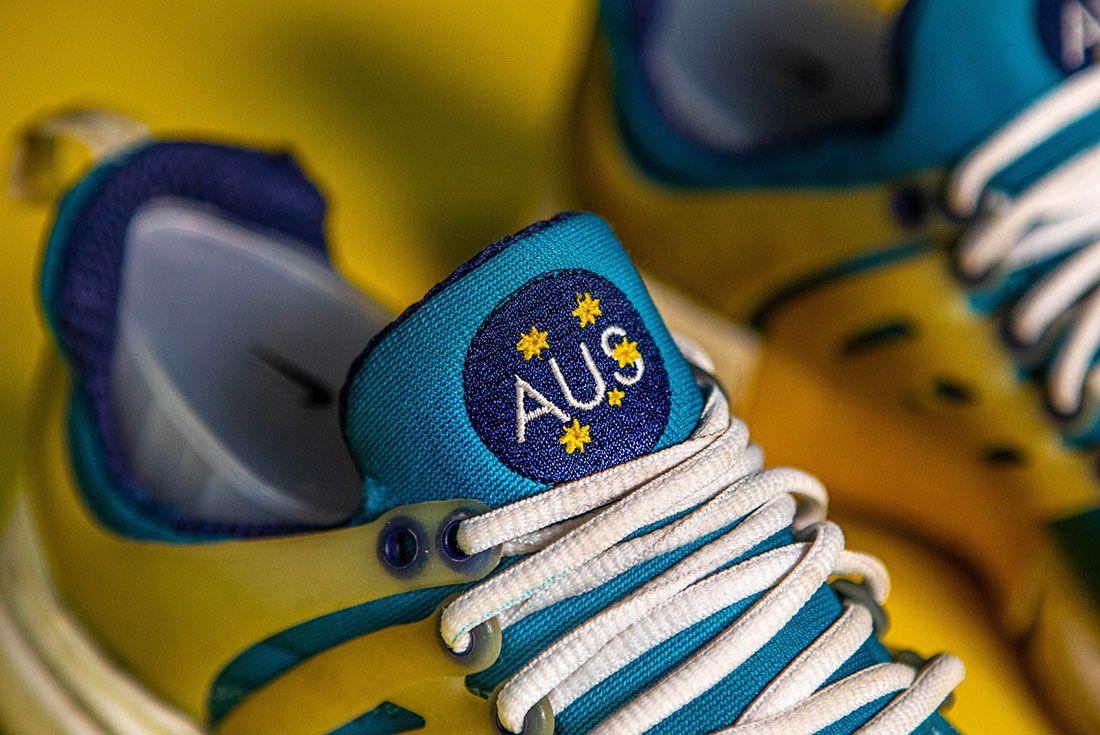 Nike Air Presto Australia Olympic 2000 OG