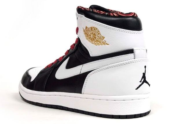 Air Jordan 1 Phat Road To The Gold 6 1