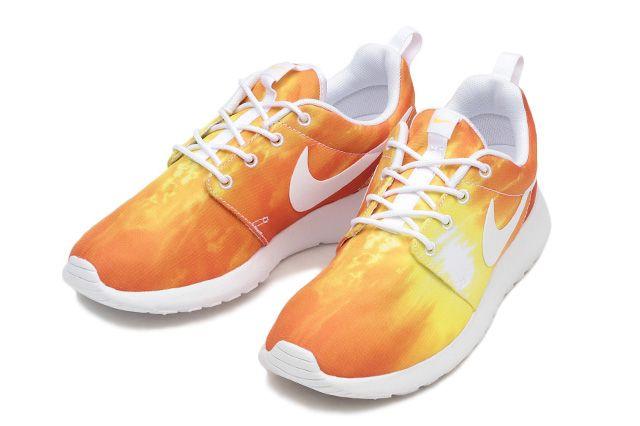 Nike Roshe Run Abc Mart Exclusive Summer Print Pack