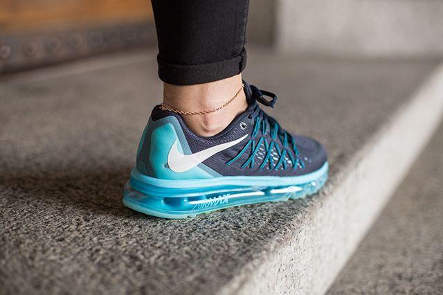 Nike Air Max 2015 Wmns Polar Blue Blue Legend 3