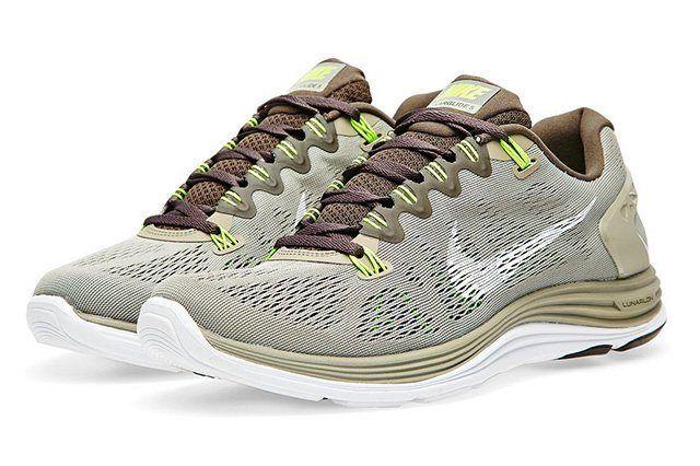 Nike Lunarglide 5 Mine Grey 1