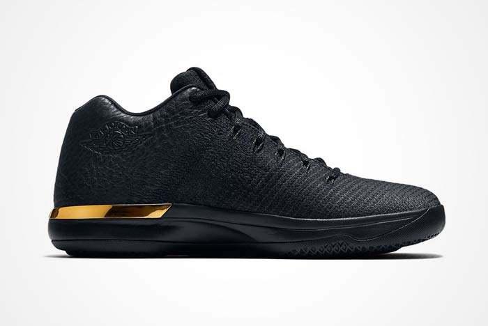 Air Jordan Xxxi Blackgold 3