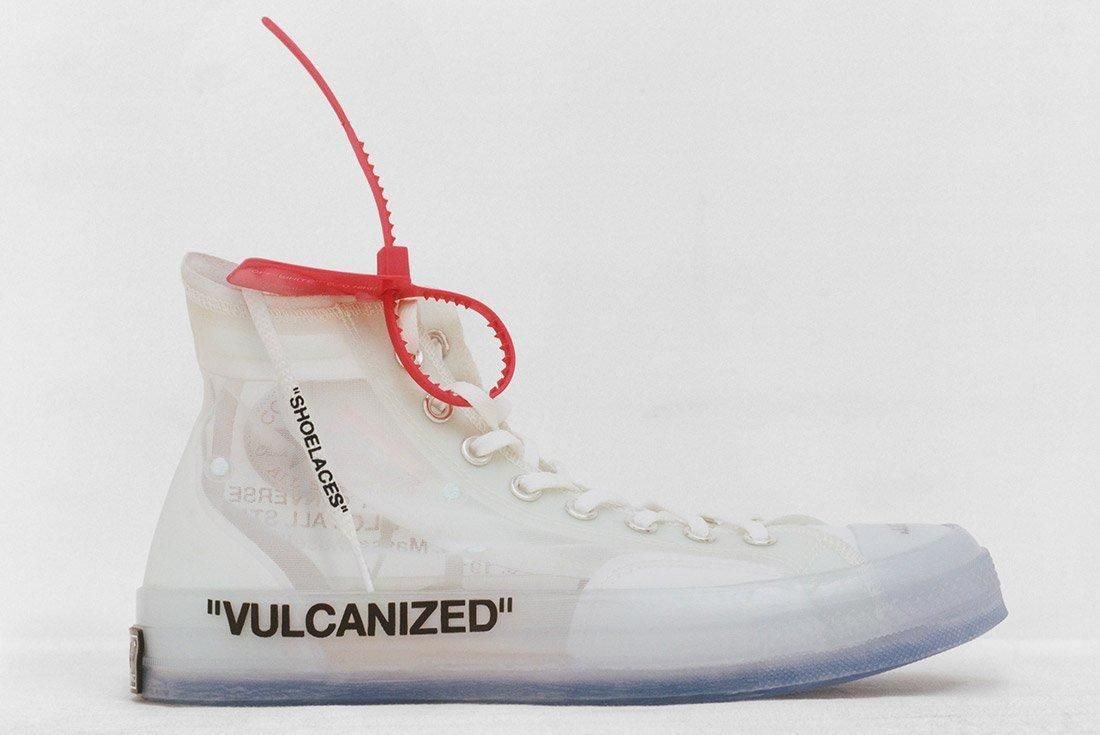 Material Matters Off White Virgil Abloh Nike Ten 5