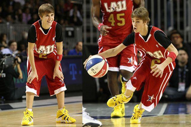 Justin Bieber Adidas Crazy 8