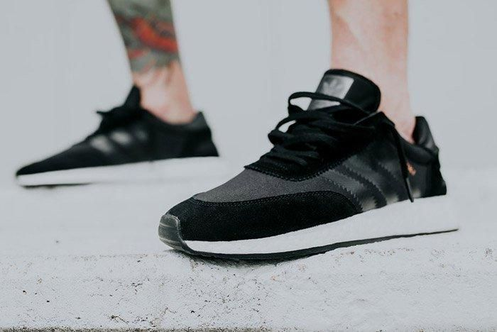 Adidas Iniki Runner Boost Core Black 5