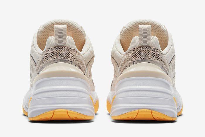 Nike M2K Tekno Camo Snakeskin Heels