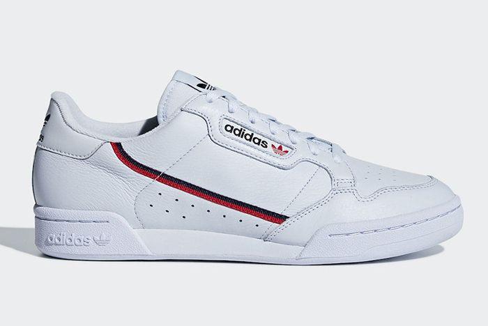 Adidas Continental 80 Aero Blue 1