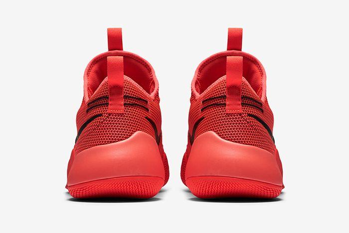 Nike Hypershift University Red3
