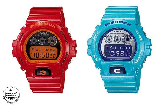 New G Shock Dw 6900 2 1