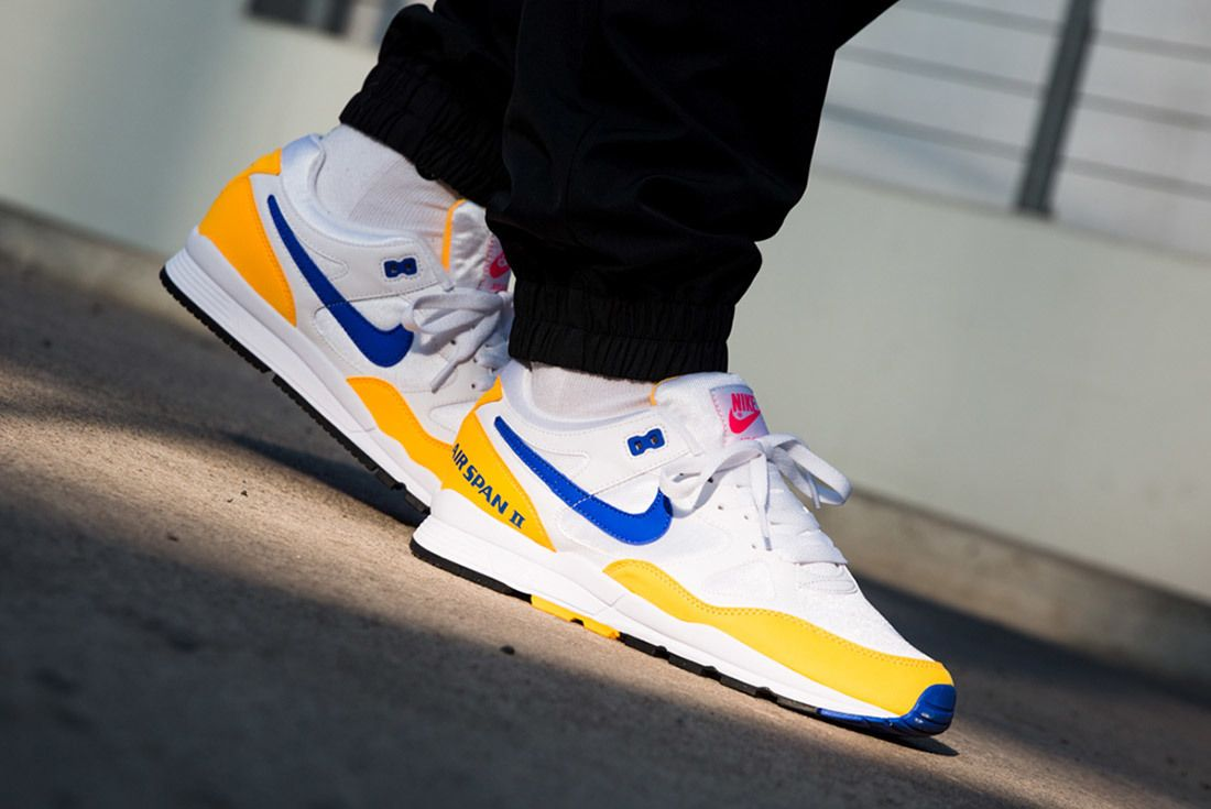 Nike Air Span Ii 2 New Colourways 2018 Sneaker Freaker 2