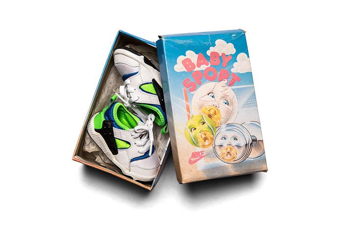 Nike Huarache Baby Vintage Small