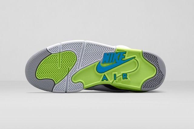 Nike Air Command Force Og Citron Bumper Nikeinc 4