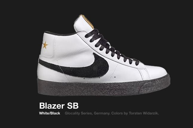 Nike Blazer Sb Germany City Series 2005 1